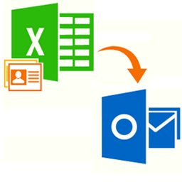 Easy Ways To Import Excel Contacts To Outlook Address Book