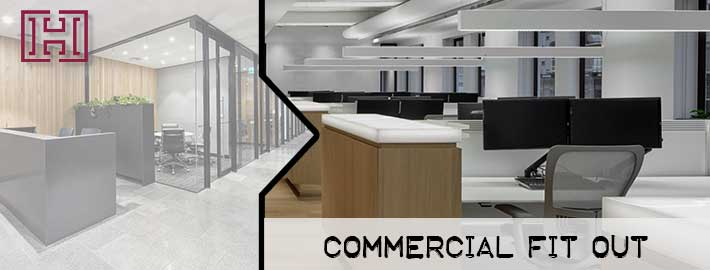 Commercial Fit Out Melbourne